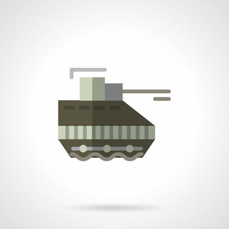 the unit: Military robotic unit. Illustration
