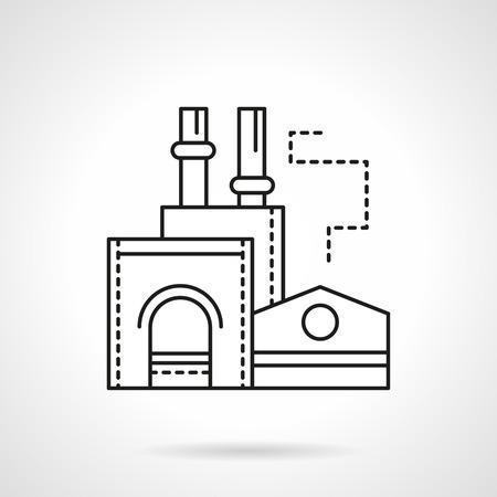 Ironworks plante l'icône de l'icône en ligne