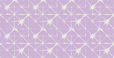 Japanese Kimono Vector Seamless Pattern, Funky Tie Dye Geisha Ornament. Asian Fashion Fabric Watercolour Batik Print, Wabi Sabi Ikat Geo Texture. Trendy Shibori Geometric Seamless Summer Pattern