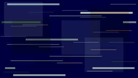 Futuro fondo de neón de alta tecnología luces de la calle líneas de vida nocturna, rayas. Polígonos horizontales en movimiento de alta velocidad, tecnología de Internet. Funky Vector Fondo Neón Geométrico Noche Ciudad Carreras Líneas.