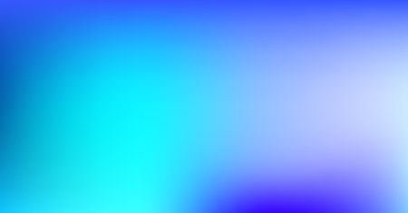 Vibrant Dreamy Purple Blue Gradient Vector Background. Sunrise, Sunset, Color Overlay, Sky, Water Neon Design Element. Trendy Unfocussed Dreamy Holograph Texture. Minimal Paper Teal Digital Gradient