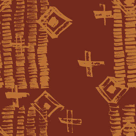 Tie Dye Japanese Geometric Organic Seamless Pattern. Geo Wabi Sabi Patchwork Kimono Print. Scribble Cartoon Doodle Craft Texture. Boho Tie Dye Ethno Batik. Scribble Craft Doodle Seamless Collage