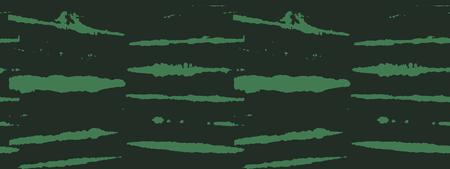 Japanese Kimono Vector Seamless Pattern, Artistic Tie Dye Geisha Ornament. Wabi Sabi Ikat Geo Texture, Asian Kimono Fabric Watercolor Batik Design. Textured Shibori Geometric Seamless Summer Pattern Illustration