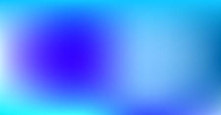 Vibrant Dreamy Purple Blue Gradient Vector Background. Sunrise, Sunset, Sky, Water Color Overlay Neon Design Element. Luxury Dreamy Holograph Unfocussed Texture. Fluid Color Minimal Digital Gradient