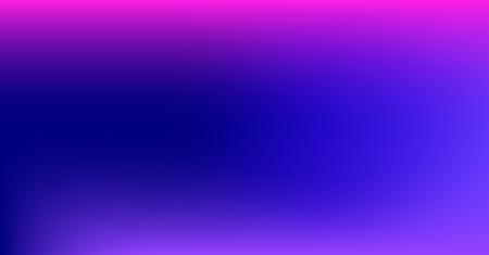 Priorità bassa di vettore di gradiente blu viola sognante vibrante. Alba, tramonto, cielo, elemento di design al neon di sovrapposizione di colore dell'acqua. Texture di lusso alla moda olografo sfocato. Colore fluido gradiente digitale minimo
