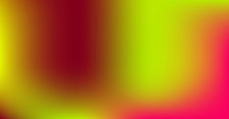 Dreamy Blue Purple Vibrant Gradient Vector Background. Color Overlay, Sunrise, Sunset, Sky, Water Neon Design Element. Trendy Unfocussed Dreamy Holograph Texture. Minimal Paper Tech Digital Gradient Ilustracja