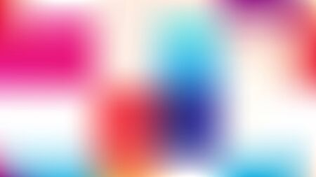 Gradient Mesh Vector Background, Hologram Contrast Overlay. Funky Pink, Purple, Turquoise Dreamy Noble Unicorn Girlie Background. Rainbow Fairytale Iridescent Pearlescent Holographic Neon Wallpaper Vetores