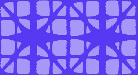 Japanese Tie Dye Seamless Pattern. Soft Shape Curve Design Geometric Bohemian Asian Tie Dye Pattern. Retro Shibori Seamless Pattern. Elegant Kimono Textile. Rich VIP Japanese Clothes Texture.