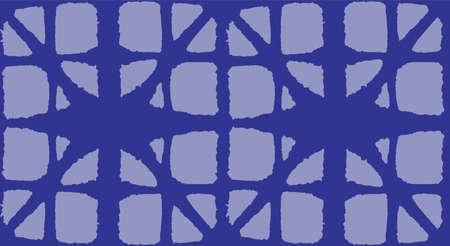 Japanese Tie Dye Seamless Pattern. Boho Shape Arc Print Artistic Shibori Seamless Pattern. Elegant Kimono Fabric. Bohemian Geometric Asian Tie Dye Pattern. Rich VIP Japanese Clothes Texture.