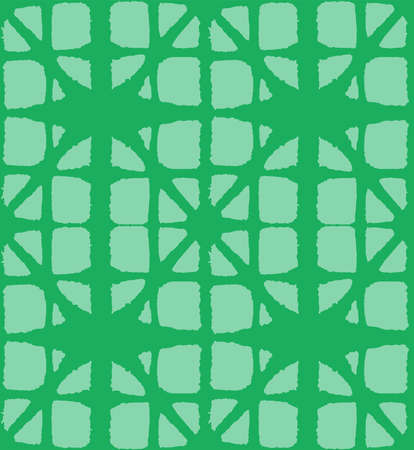 Japanese Tie Dye Seamless Pattern. Rich VIP Japanese Clothes Texture. Bohemian Geometric Asian Tie Dye Design. Soft Shell Shape Pattern Vintage Shibori Seamless Pattern. Glamour Kimono Fabric.