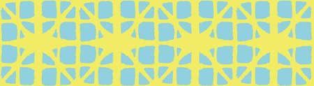 Japanese Tie Dye Seamless Pattern. Glamour Kimono Textile. Deco Shell Curve Texture Retro Shibori Seamless Pattern. Geometric Bohemian Asian Tie Dye Pattern. Premium Japanese Clothes Design. 向量圖像
