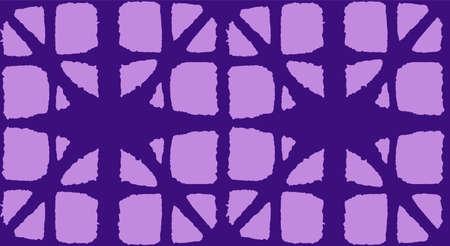 Japanese Tie Dye Seamless Pattern. Luxurious Japanese Clothes Print. Organic Shibori Seamless Pattern. Elegant Kimono Textile. Deco Shape Curve Texture Geometric Bohemian Asian Tie Dye Pattern. 向量圖像