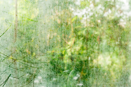 Dirt on the glass window Reklamní fotografie