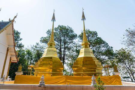 Wat Phra That Doi Tung Mae Sai, Chiang Rai, Thailand, Public Area