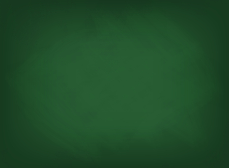 green chalkboard texture school board background with traces of chalk vector stock vector