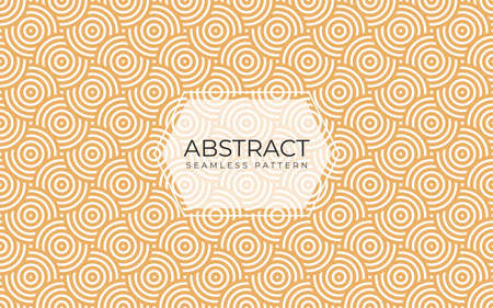 Abstract seamless pattern in art deco style. Geometric seamless pattern with stylish classic texture. Luxury and elegant seamless background. Vector