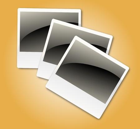 photo frames Illustration