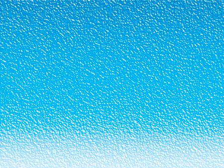 celling: glass texture background blue