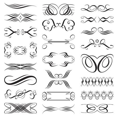 elements design Stock Vector - 2079162