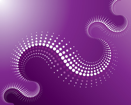 Purple color abstract background, vector illustration layered.