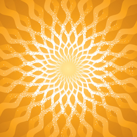 radiate: Abstract radiate sunlight pattern background. vector layered.