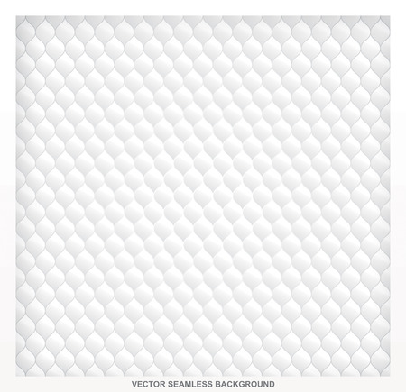 soft background: White pattern fabric seamless soft background.