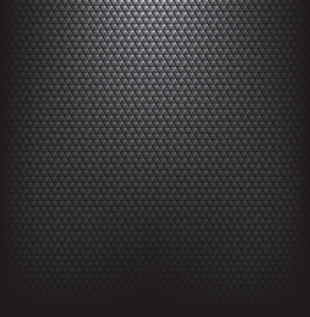 Abstract black textured technical background. 免版税图像 - 41070339