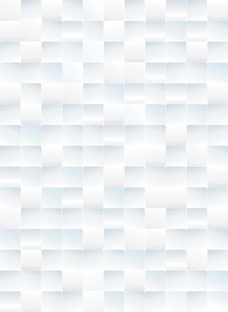 Witte tegels textuur achtergrond. Stock Illustratie