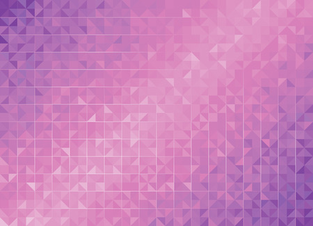 graphic background: Abstract modern geometric purple background.