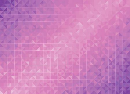 Abstract modern geometric purple background.