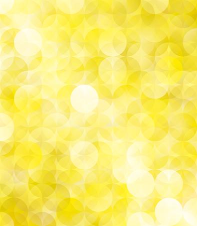 Luxurious golden glow shining glittering light modern abstract background. Illustration