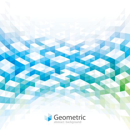 Geometric modern urban pattern abstract Illustration