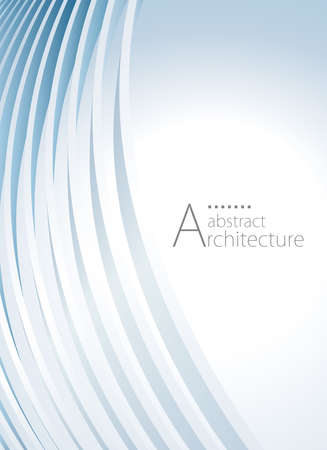 Architecture construction perspective design, Modern geometric perspective abstract background.