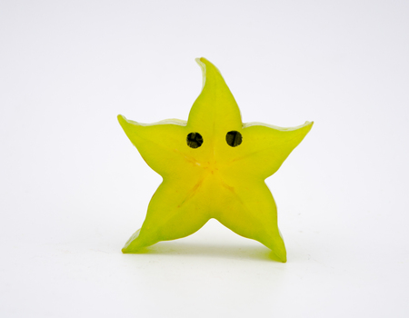 personification: Anthropomorphic fruit-Star fruit