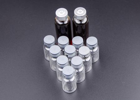 amp: Amp bottle