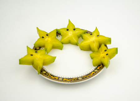personification: star fruit
