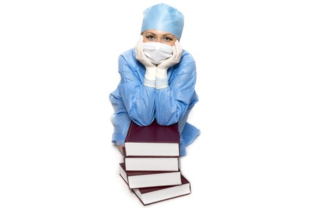 general knowledge: Doctor on the books