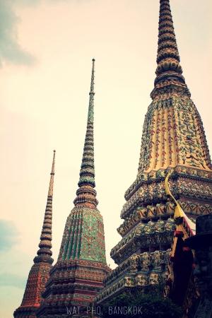 Temple at Bangkok