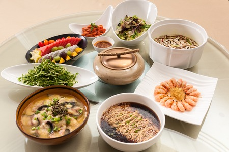 Chinese food Stockfoto