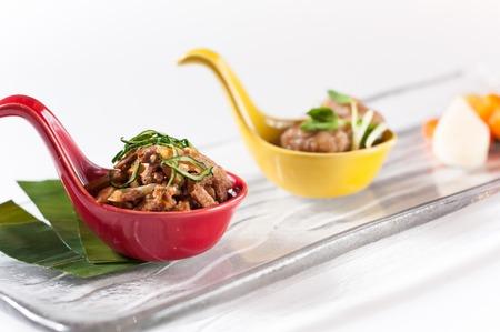 pickles: plato de encurtidos japoneses