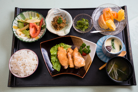 japanese meal: Japanese meal Stock Photo