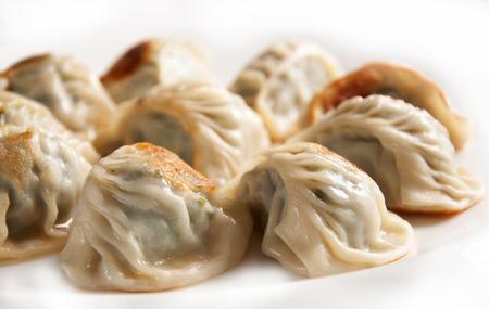 Chinese cuisine-Guangdong Fried dumplings