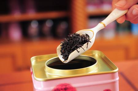 spoonful: A spoonful of tea