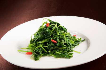 seasonal: Sauteed Seasonal Vegetable