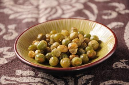 salinity: Green soya beans
