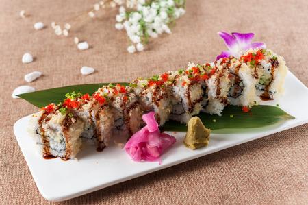 tekka: Sushi roll
