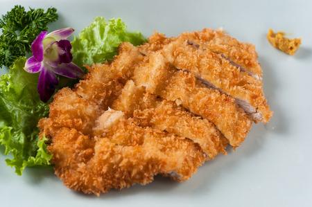 Tonkatsu,Deep-Fried Spare Ribs