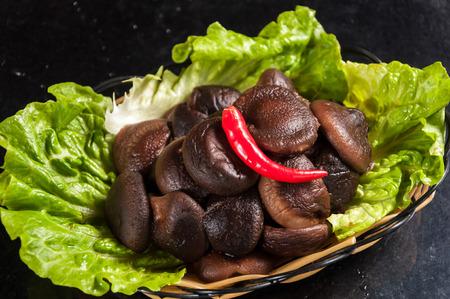 Shiitake Mushroom Stock fotó - 73884307