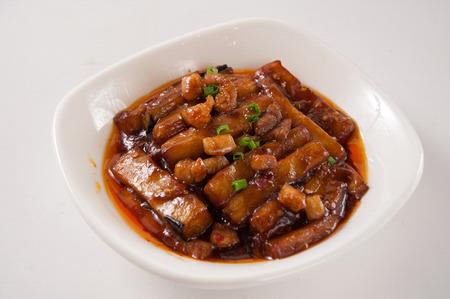 Eggplant,Chongqing style