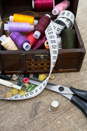 Sewing Supplies photo